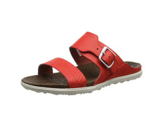 Sandalia Merrell Around Town Slide W Rojo