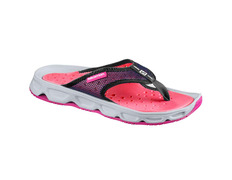 Sandalia Salomon RX Break W Rosa/Negro/Blanco