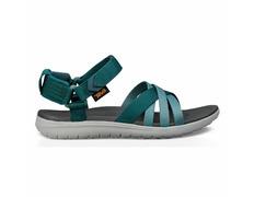 Sandalia Teva Sanborn Sandal W Turquesa