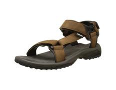 Sandalia Teva Terra Fi Lite Leather Marrón