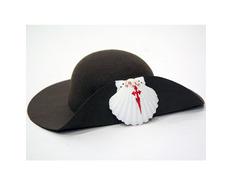 Sombrero clásico Peregrino fieltro marrón
