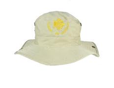 Sombrero Estrella Camino de Santiago Beige