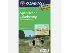 Spanischer Jakobsweg - Kompass