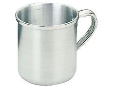 Taza de acero inoxidable 8 cm