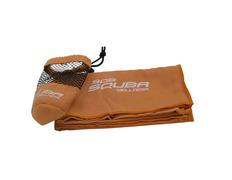 Toalla Microfibra Squba 1.30 x 80 Naranja