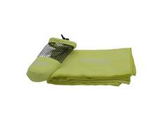 Toalla Microfibra Squba 90 x 40 cm Verde lima