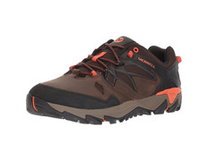 Zapatilla Merrell All Out Blaze 2 Marrón/Negro/Naranja