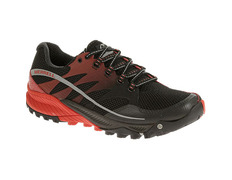 Zapatilla Merrell All Out Charge Negro/Naranja