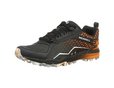 Zapatilla Merrell All Out Crush Tough Mudder W Negro/Naranja