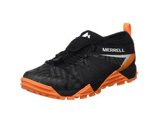 Zapatilla Merrell Avalaunch Tough Mudder Negro/Naranja