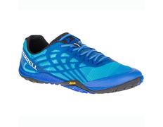 Zapatilla Merrell Trail Glove 4 Azul