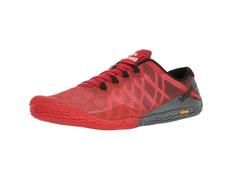 Zapatilla Merrell Vapor Glove 3 Rojo/Gris