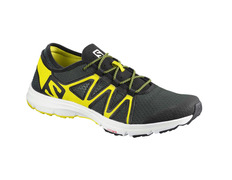 Zapatilla Salomon Crossamphibian Swift Kaki/Amarillo