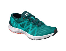 Zapatilla Salomon Crossamphibian Swift W Verde Agua