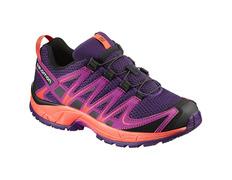Zapatilla Salomon XA PRO 3D J Púrpura/Coral