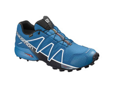 Zapatilla Salomon Speedcross 4 GTX Azul/Negro