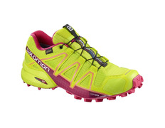 Zapatilla Salomon Speedcross 4 GTX W Lima/Rosa