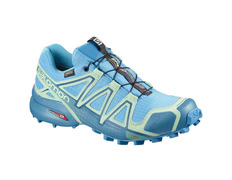 Zapatilla Salomon Speedcross 4 GTX W Turquesa