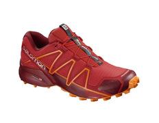 Zapatilla Salomon Speedcross 4 Rojo