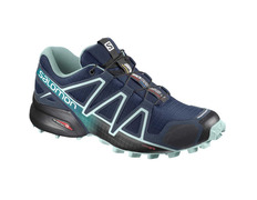Zapatilla Salomon Speedcross 4 W Marino/Gris