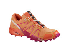 Zapatilla Salomon Speedcross 4 W Naranja/Fucsia