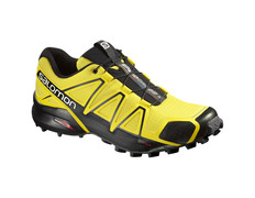 Zapatilla Salomon Speedcross 4 Amarillo/Negro