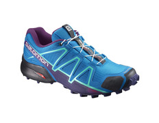 Zapatilla Salomon Speedcross 4 W Azul/Morado