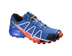 Zapatilla Salomon Speedcross 4 Azul/Negro/Naranja