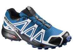 Zapatilla Salomon Speedcross 4 GTX Azul/Blanco