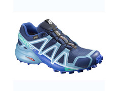 Zapatilla Salomon Speedcross 4 GTX W Marino