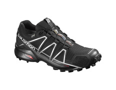 Zapatilla Salomon Speedcross 4 GTX Negro/Gris