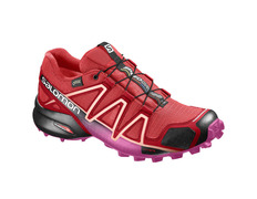Zapatilla Salomon Speedcross 4 GTX W Rojo/Fucsia