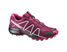 Zapatilla Salomon Speedcross 4 W Morado/Fucsia