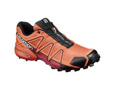 Zapatilla Salomon Speedcross 4 Naranja/Negro