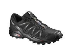 Zapatilla Salomon Speedcross 4 Negro/Gris