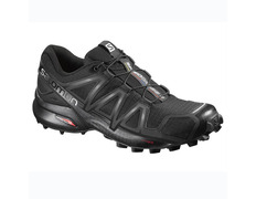 Zapatilla Salomon Speedcross 4 W Negro/Gris