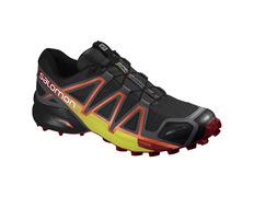 Zapatilla Salomon Speedcross 4 CS Negro/Naranja