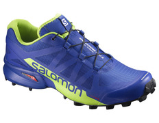 Zapatilla Salomon Speedcross Pro 2 Azul/Lima