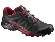 Zapatilla Salomon Speedcross Pro 2 Negro/Rojo