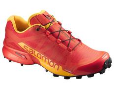Zapatilla Salomon Speedcross Pro 2 Rojo/Amarillo