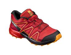 Zapatilla Salomon Speedcross K Rojo/Naranja/Negro