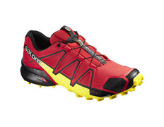 Zapatilla Salomon Speedcross 4 Rojo/Negro/Amarillo