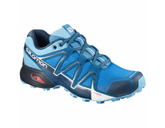 Zapatilla Salomon Speedcross Vario 2 Azul/Blanco