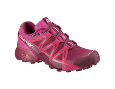 Zapatilla Salomon Speedcross Vario 2 GTX W Fucsia