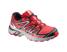 Zapatilla Salomon Wings Flyte 2 GTX W Rojo/Negro