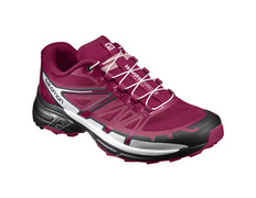 Zapatilla Salomon Wings Pro 2 W Fucsia/Blanco/Negro