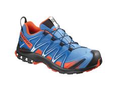 Zapatilla Salomon XA Pro 3d GTX Azul/Naranja/Negro