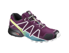 Zapatilla Speedcross 4 W Morado/Blanco