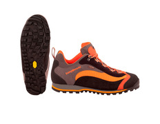 Zapato Inner Plus Trango Shangu IP Gris/Naranja 004