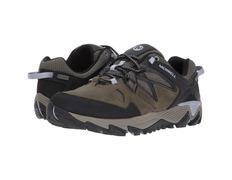 Zapato Merrell All Out Blaze 2 GTX W Kaki/Negro/Lila